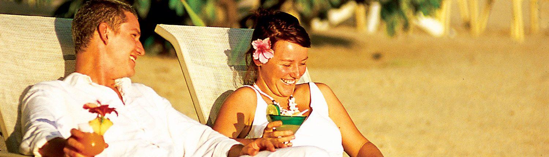 Breakas Beach Resort, Vanuatu - Couple