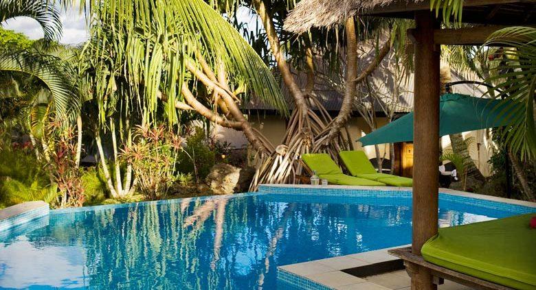 Mangoes Resort, Vanuatu - Bungalow Pool