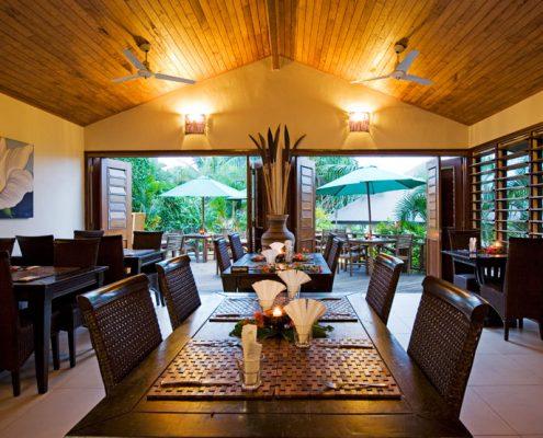 Mangoes Resort, Vanuatu - Restaurant
