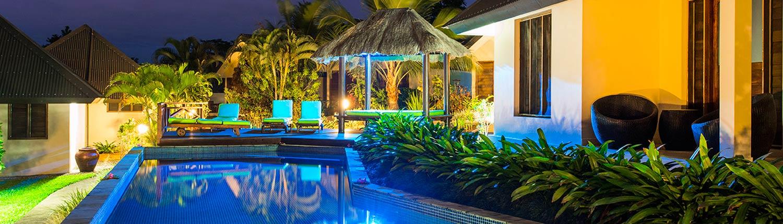 Mangoes Resort, Vanuatu - Villa Exterior