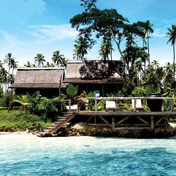 Vanuatu Accommodation - Ratua Resort