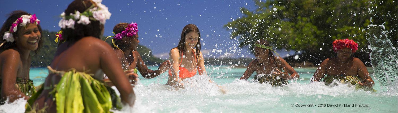 Vanuatu Holidays - Culture - Water Music
