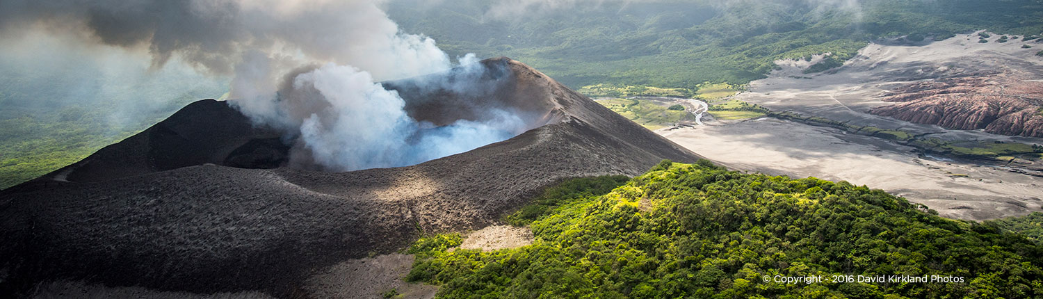 Vanuatu Holidays - Things To Do - Adventure - Mt Tanna Volcano
