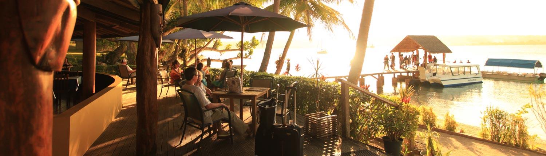 Aore Island Resort, Vanuatu - Deck