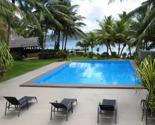 Aore Island Resort, Vanuatu - Pool