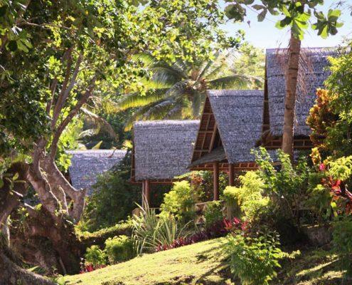 Aore Island Resort, Vanuatu - Room Exterior
