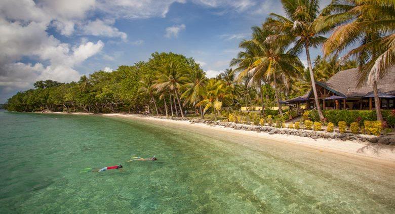 Aore Island Resort, Vanuatu - Snorkelling Offshore
