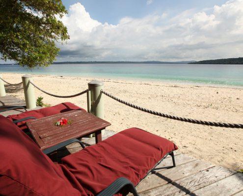 Bokissa Island Resort, Vanuatu - Beach