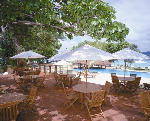 Bokissa Island Resort, Vanuatu - Pool
