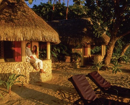 Breakas Beach Resort, Vanuatu - Fare Exterior