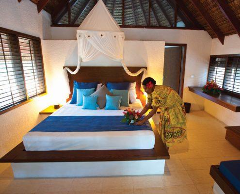 Breakas Beach Resort, Vanuatu - Fare Interior