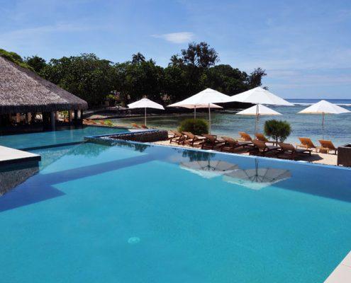 Breakas Beach Resort, Vanuatu - Pool