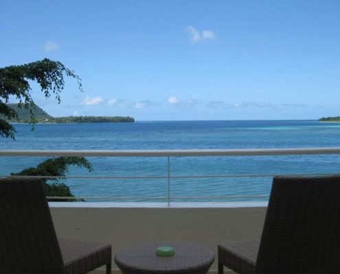 Chantilly's on the Bay, Vanuatu - Bay Views
