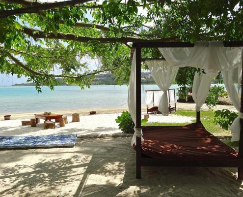 Chantilly's on the Bay, Vanuatu - Beach Bar