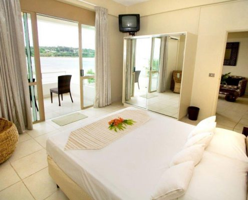 Chantilly's on the Bay, Vanuatu - One Bedroom Interior
