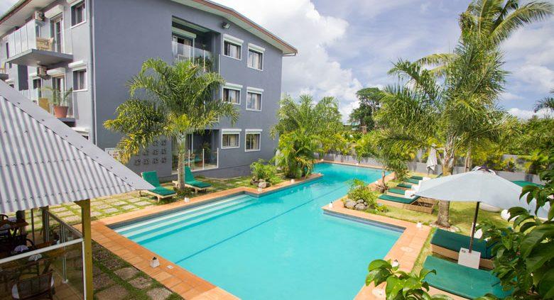 Coconut Palms Resort, Vanuatu - Hotel Exterior