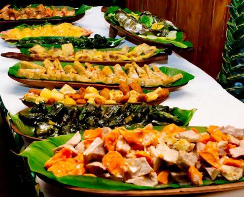 Coconut Palms Resort, Vanuatu - Melaneasian Feast