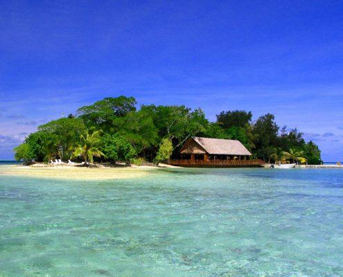 Erakor Island Resort & Spa, Vanuatu - Island Views