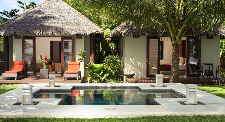 Eratap Beach Resort, Vanuatu - 2 Bedroom Exterior