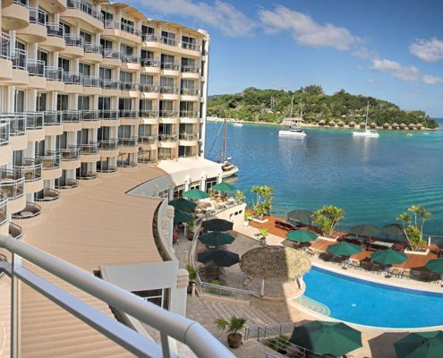 The Grand Hotel & Casino, Vanuatu - Balcony Views
