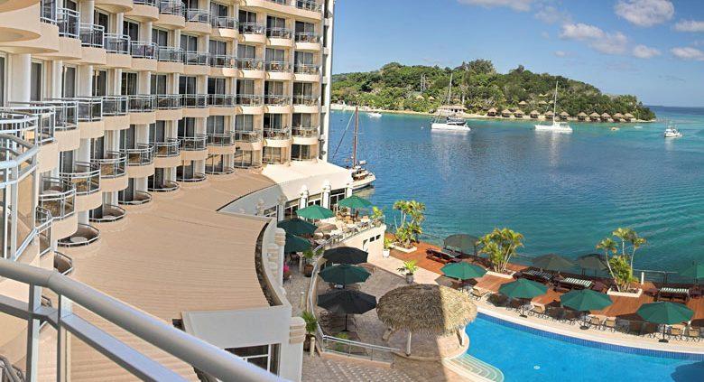The Grand Hotel & Casino, Vanuatu - Balcony Views