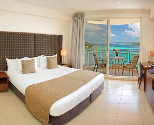 The Grand Hotel & Casino, Vanuatu - Harbour View