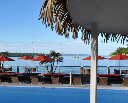 The Grand Hotel & Casino, Vanuatu - Pool Deck