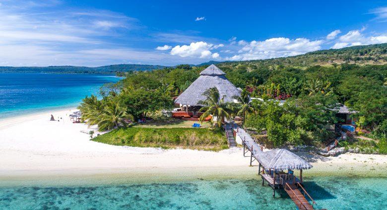 The Havannah, Vanuatu - Point Beach