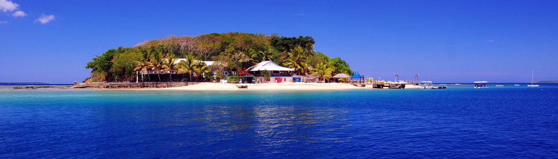 Hideaway Island Resort, Vanuatu - Aerial