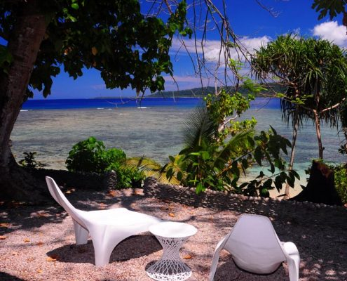 Hideaway Island Resort, Vanuatu - Water Views