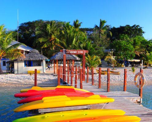 Hideaway Island Resort, Vanuatu - Welcome