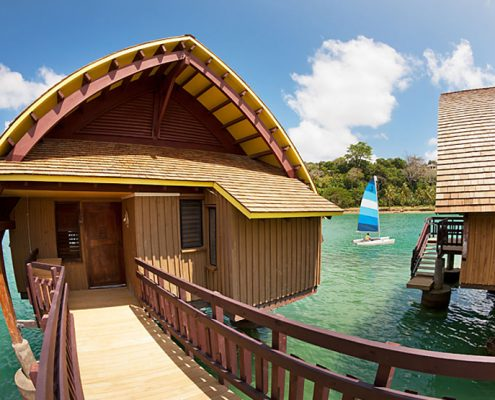 Holiday Inn Resort, Vanuatu - Over Water Villa