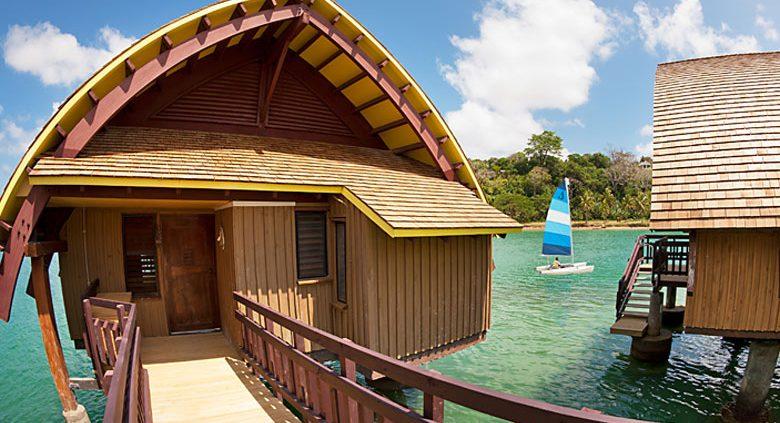 Holiday Inn Resort, Vanuatu - Over Water Villa