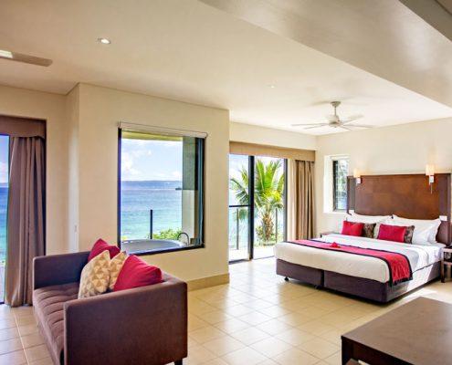 Iririki Island Resort, Vanuatu - Deluxe Ocean View Room