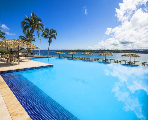 Iririki Island Resort, Vanuatu - Infinity Pool