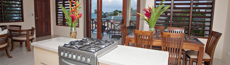 Nasama Resort, Vanuatu - 2 Bedroom Living Area