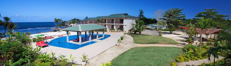 Nasama Resort, Vanuatu - Resort Exterior