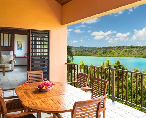 Poppy's on the Lagoon, Vanuatu - 3 Bedroom Lagoon View