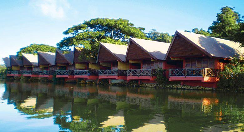 Sunset Bungalows Resort, Vanuatu - Bungalow Exterior