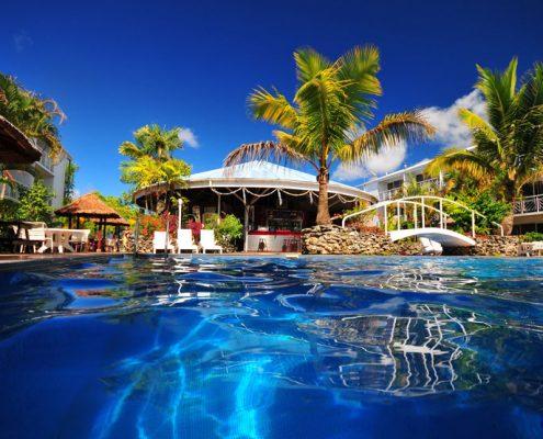 The Melanesian Port Vila, Vanuatu - Oasis Poolside