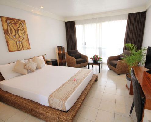 The Melanesian Port Vila, Vanuatu - Orchid Superior Room