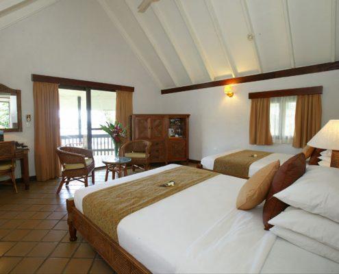 Warwick Le Lagon Resort & Spa, Vanuatu - Bungalow Interior