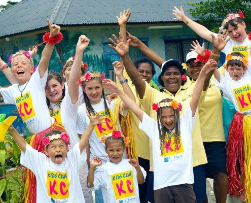 Warwick Le Lagon Resort & Spa, Vanuatu - Kids Club