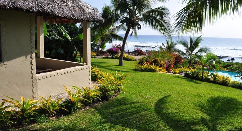 White Grass Ocean Resort, Vanuatu - Ocean View Bure