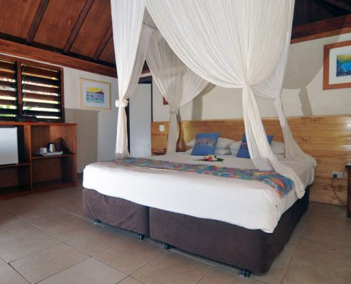 White Grass Ocean Resort, Vanuatu - Room Interior