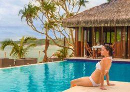 Breakas Beach Resort, Vanuatu - Resort Pool