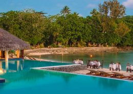 Breakas Beach Resort, Vanuatu - Views