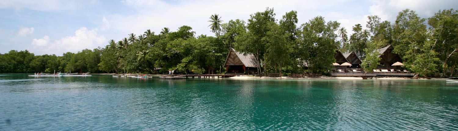 Ratua Island Resort & Spa, Vanuatu - Water Views