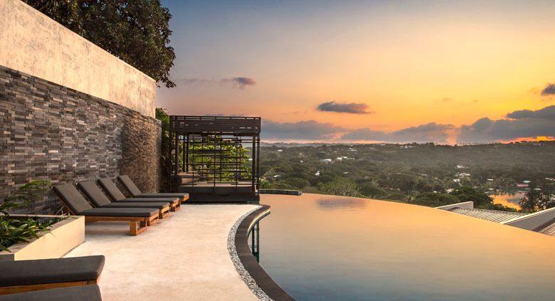 The Terraces Boutique Apartments, Vanuatu - Sunset