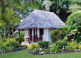 White Grass Ocean Resort Tanna, Vanuatu - Bure Exterior